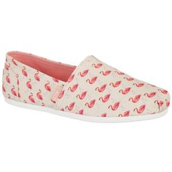 Skechers Womens BOBS Plush Flamingo Shoes