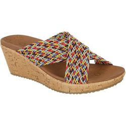 Skechers Womens Beverlee Vacation Mode Sandals