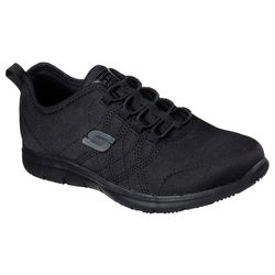 Skechers Womens Ghenter SRELT Slip Resistant Work Shoes