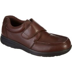Nunn Bush Men's Cam Moc Toe Strap Shoes