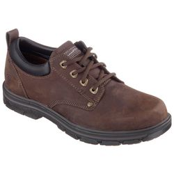 Skechers Mens Relaxed Fit Rilar Oxford Shoes