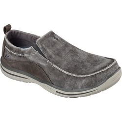 Skechers Mens Drigo Relaxed Fit Shoes