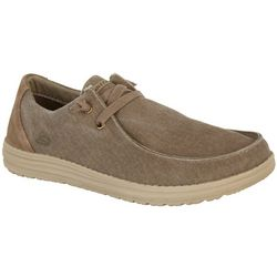 Skechers Mens Melson Raymon Relaxed Fit Shoes