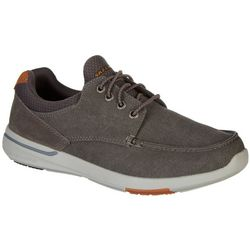 f378436f0e9 Skechers Mens Mosen Relaxed Fit Boat Shoes