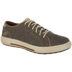 Skechers Mens Porter Meteno Casual Oxford Shoes