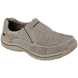 Skechers Mens Avillo Relax Fit Shoes