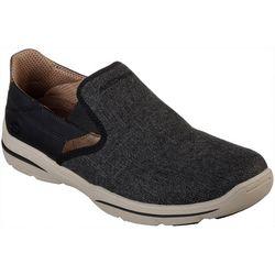Skechers Mens Harper Slip On Shoes