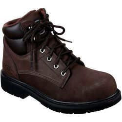 Skechers Mens Bradcliff ST Boots