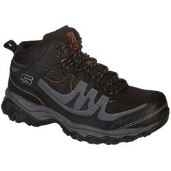 Skechers Mens Rebem Steel Toe Boots