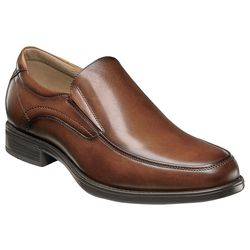 Florsheim Mens Midtown Moc Toe Slip On Shoes