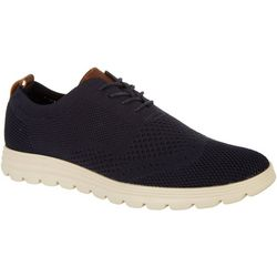 Bill Blass Men's Fly Knit Oxford Shoes