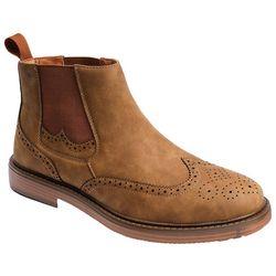 Bill Blass Mens Chelsea Boots