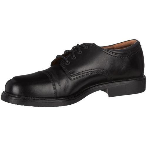 5e36b711b03c43 Dockers Mens Gordon Cap Toe Oxford Shoes