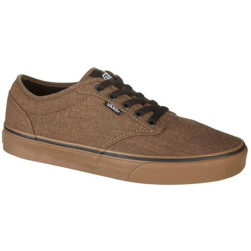 Vans Mens Atwood Lace Up Skate Shoes  cdabda847f