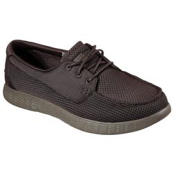 Skechers Mens On The Go Glide Aboard Boat Shoes