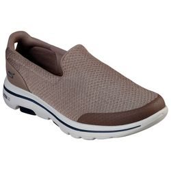 Skechers Mens GOwalk 5 Sparrow Athletic Shoes