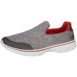 Skechers Mens GOwalk 4 Tidal Athletic Shoes