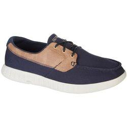Skechers Mens OTG Glide High Seas Boat Shoes