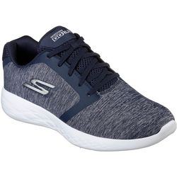 Skechers Mens GOrun 600 Divert Athletic Shoes