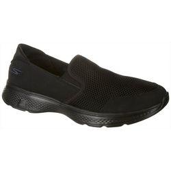 Skechers Mens GOWalk 4 Capture Athletic Shoes