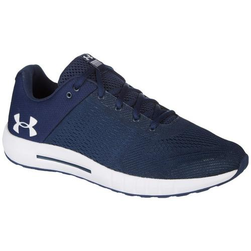 f8fb1258e82 Under Armour Mens Micro G Pursuit Running Shoes