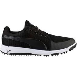 Puma Mens Grip Sport Tech Golf Shoes