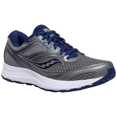 12645186043 Saucony Mens Cohesion 12 Running Shoes