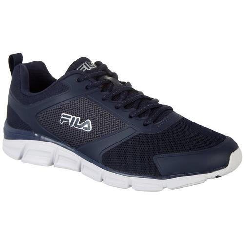 cd527551b3a1 Fila Mens Memory SteelSprint Running Shoes