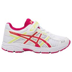 Asics Girls Pre Contend 4PS Athletic Shoes