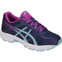 Asics Big Girls Gel-Venture 4GS athletic shoes.