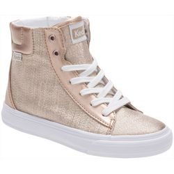 Keds Girls Double Up High Top Shoes