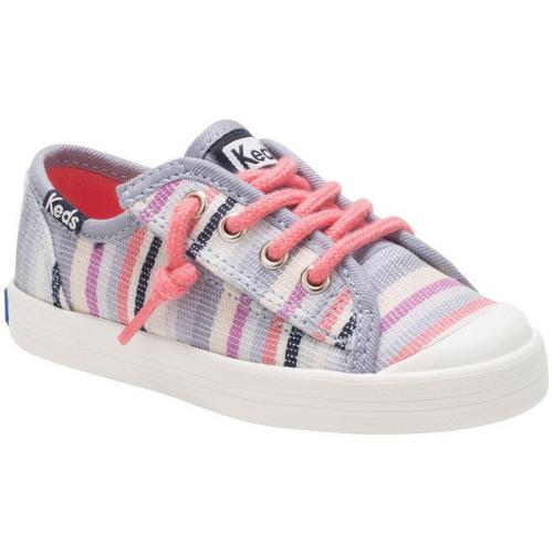 abeed8e86f57 Keds Toddler Girls Seasonal Toe Cap Shoes