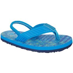 Reel Legends Toddler Girls Libby Water Flip Flops