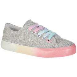 Legendary Laces Girls Lola Casual Shoes