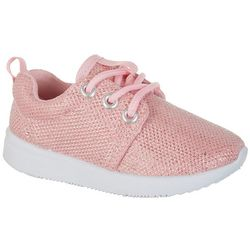 Legendary Laces Toddler Girls Gracie Casual Shoes