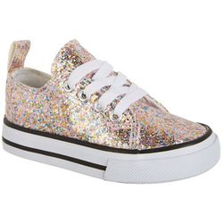 Legendary Laces Toddler Girls Emma II Sneakers