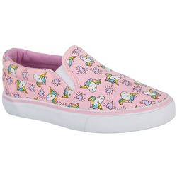 Legendary Laces Girls Unicorn Casual Shoes