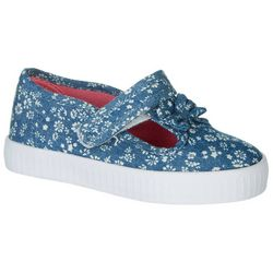 Legendary Laces Toddler Girls Madison Casual Shoes