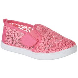 Legendary Laces Toddler Girls Sabrina Casual Shoes