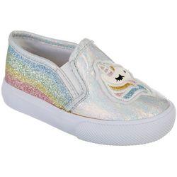 Legendary Laces Toddler Girls Harper Slip On Shoes