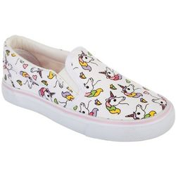 Legendary Laces Girls Unicorn II Casual Shoes