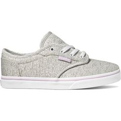 Vans Girls Atwood Low Palm Skate Shoes