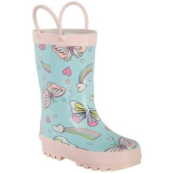 Carters Toddler Girls Coco 2 Rain Boots