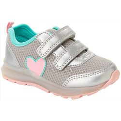 Carters Toddler Girls Davita Light Up Athletic Shoes