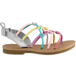 0f633bbc5b55 Carters Toddler Girls Edina Sandals