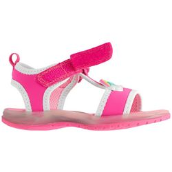 Carters Toddler Girls Rainbow Light-Up Sandals