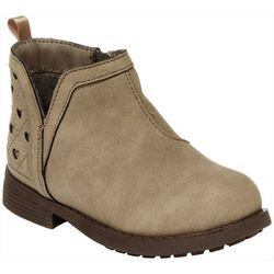 OshKosh B'Gosh Girls Raine Ankle Boots