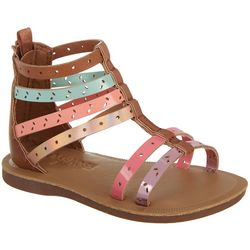 OshKosh B'Gosh Toddler Girls Mila 2 Sandals