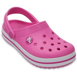 Crocs Toddler Girls Crocband Clogs
