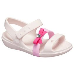 Crocs Toddler Girls Keeley Sandals